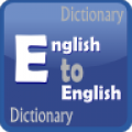English-English Dictionary icon