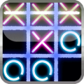 Glow Tic Tac Toe icon
