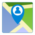 My Location GPS icon
