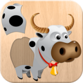 Puzzle 4 Kids - Animals 3.0.0