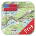 US Topo Maps icon